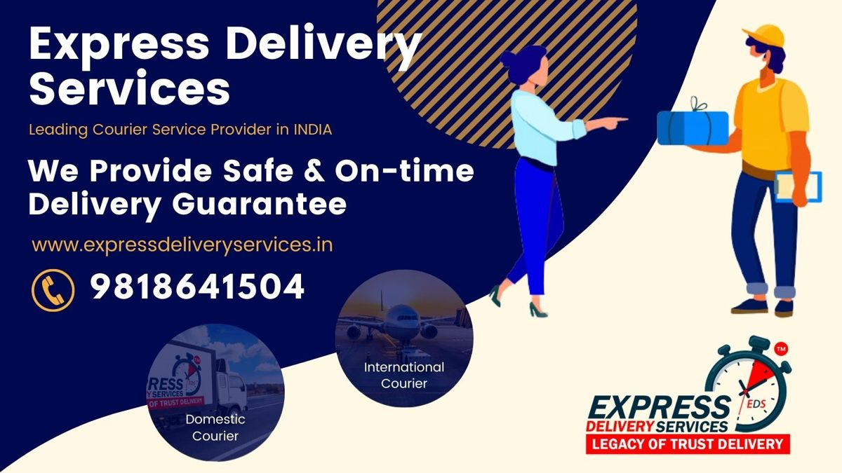 Express delivery courier service