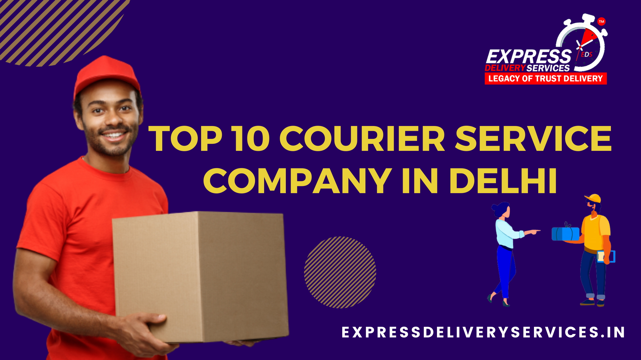 Read more about the article Best Courier Service in Delhi at the very cheapest price